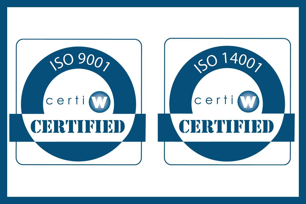 Verde Ambiente certificazione ISO