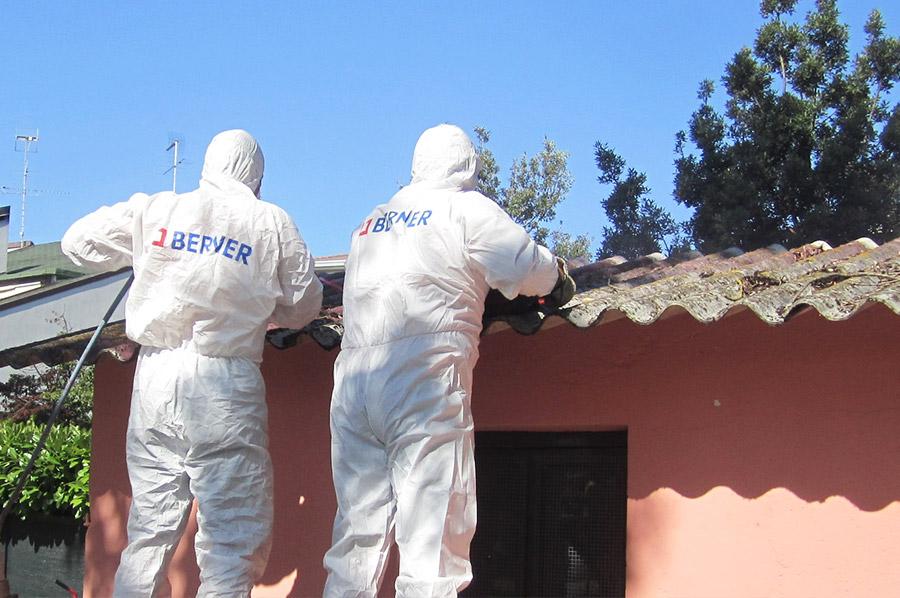 Bonifica amianto - Servizio bonifica amianto - Bonifica amianto Venezia - Bonifica amianto Verde Ambiente