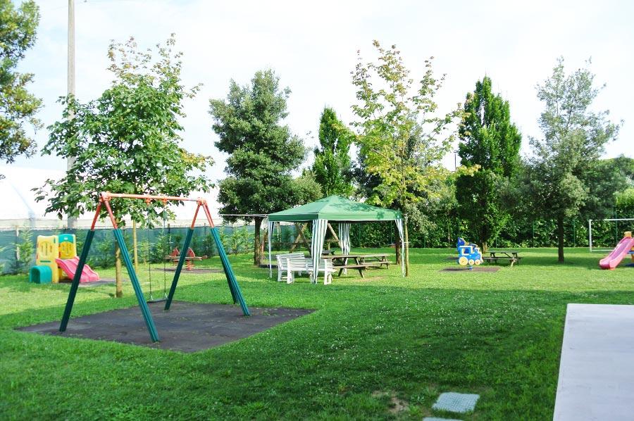 Manutenzione parchi gioco Venezia - Azienda manutenzione parchi - Verde Ambiente